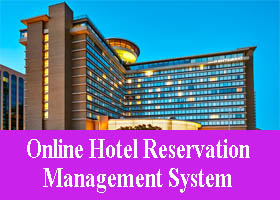 219 – Online Hotel Reservation Management System Project