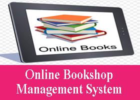 222 – Online Bookshop Management System Project Asp Net