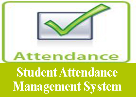 224 – Student Attendance Management System Project Asp