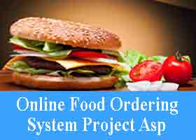 248 – Online Food Ordering System Project Asp .Net