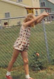 Mary dancing