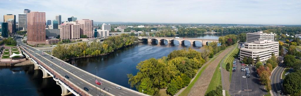 Connecticut River and Riverfront parks