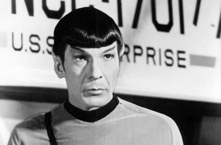 Why Mr. Spock can't fundraise