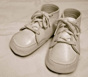 Why baby shoes knock the socks off basic facts