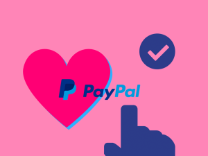 Create a PayPal donate link to fundraise better