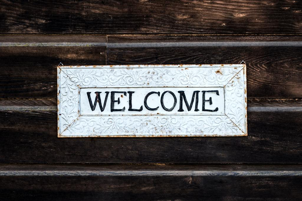 What are you doing to welcome new donors?