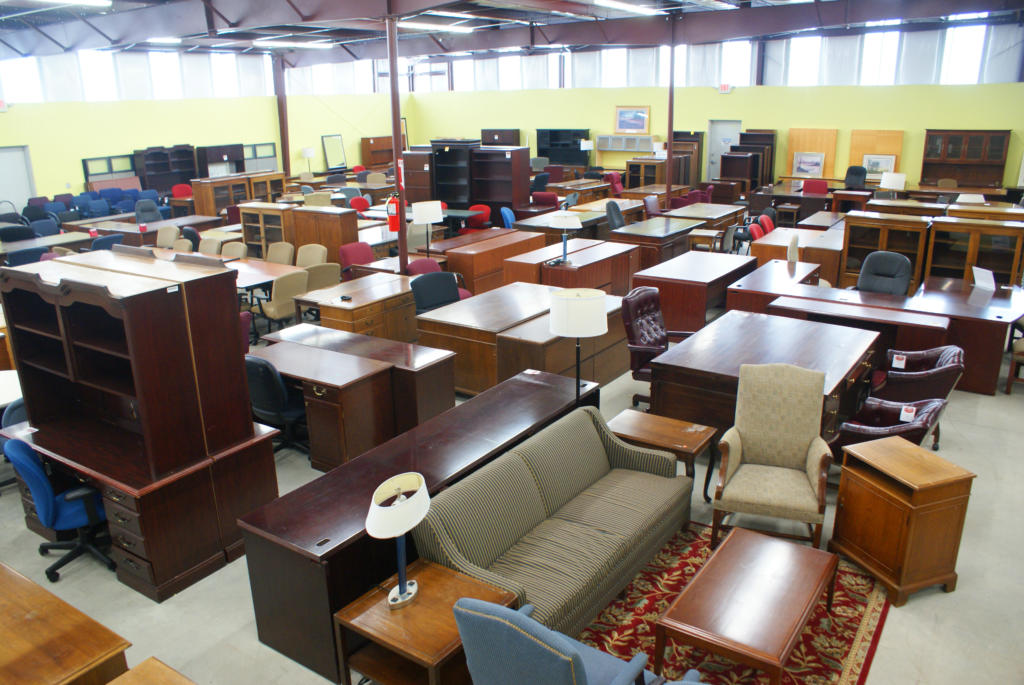 Used Furniture   McAleer s Office Furniture  Mobile  AL   Pensacola  FL McAleer s keeps the Gulf Coast s largest selection of    experienced    office  furniture available for immediate delivery  These items consist of rental  returns