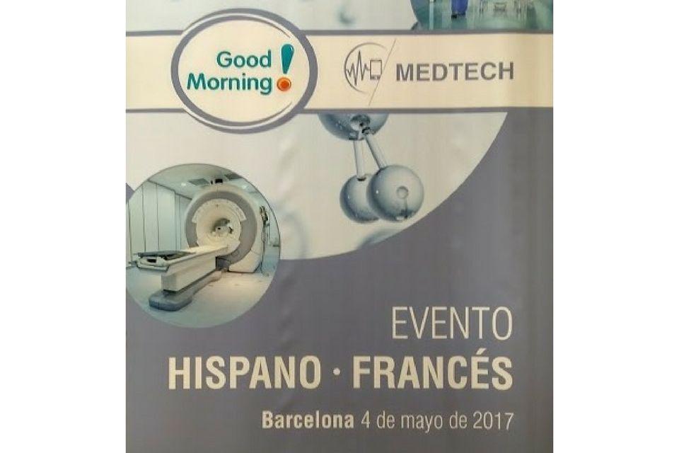Good Morning MedTech: tecnologías sanitarias por Business France