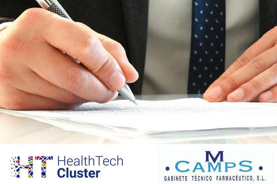 HealthTech Cluster : GTF, nuevo socio del clúster de tecnologías de la salud