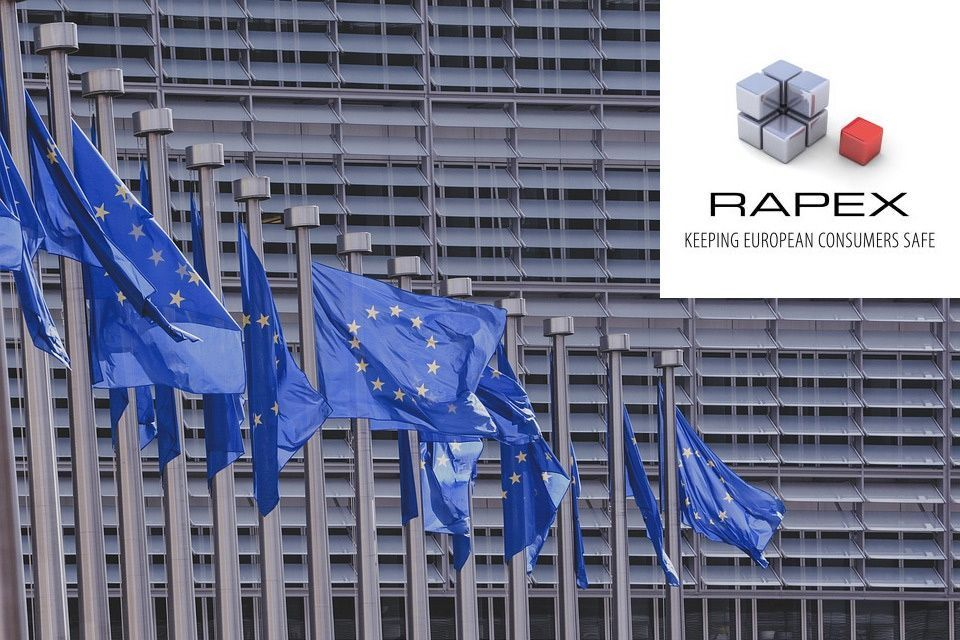 Informe Rapex mayo 2017