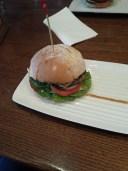 Lamb Burger from Grill'd