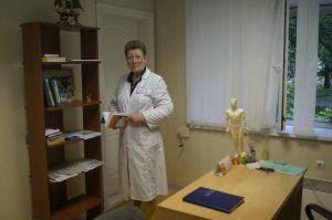 Волкова Светлана Андреевна, невролог врач высшей категории