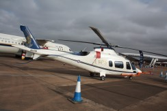 Agusta-Westland AW109E Power Elite