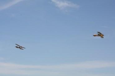 RAF R.E.8 & Albatros D.VA Replicas