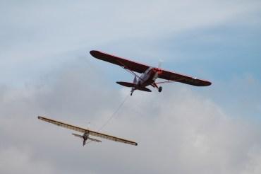 Piper PA-18-150 Super Cub & Elliotts Primary EoN