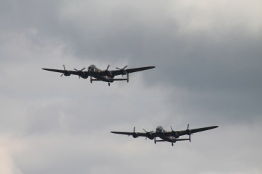 Avro Lancasters B.I & B.X