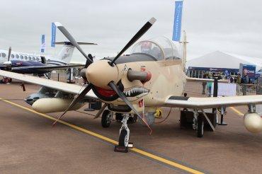 Beechcraft AT-6B Wolverine