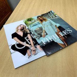 FIFILLES & EGERIE カタログ
