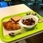 breakfast in Ibis