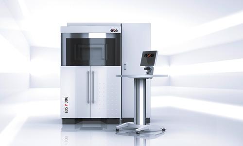 EOS P 396 3D-Drucker