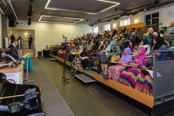 Black British Muslims: Celebrating Heritage and Exploring Challenges