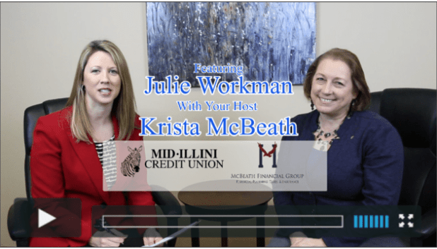 Safe, Liquid Money Options with McBeath Financial and Mid-Illini Credit Union