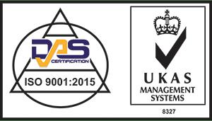 QA-UKAS certificate