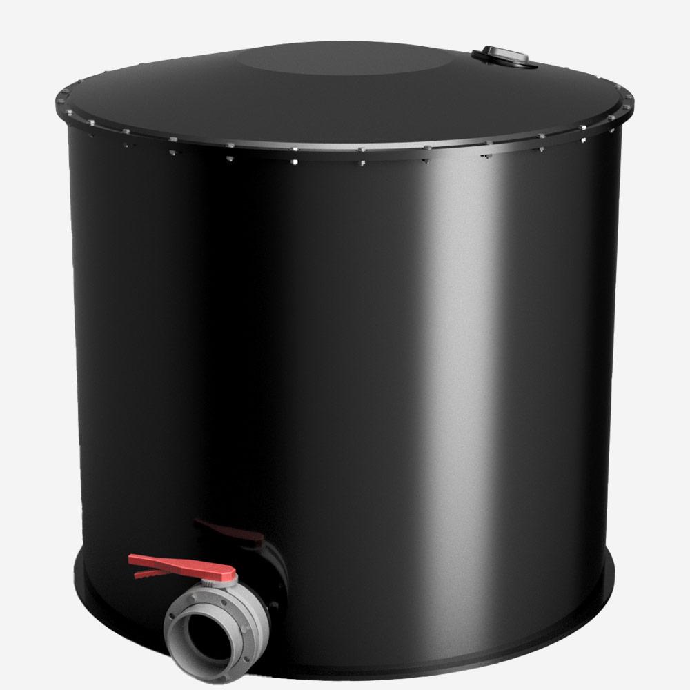 HDPE 1500 Odour Filter