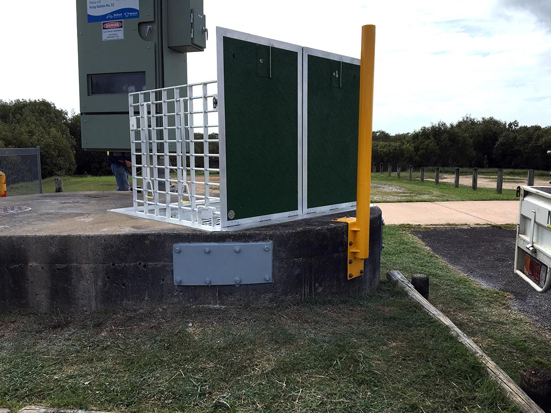 Access Cover installation