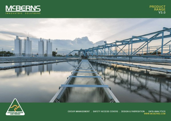 mcberns sewerage and wastewater safety product catalogue