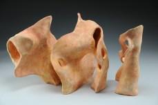 handmade sculptures - ceramic sculptures - scottsdale art - AZ art - ryan mccallister - mccallister sculpture