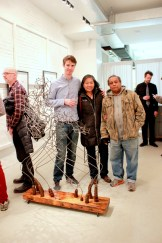 handmade sculptures - mccallister sculpture - jersey city - metalworks