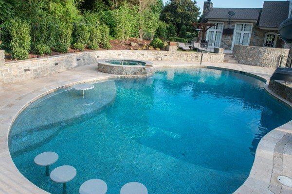 Joe Nathan Inground Pool