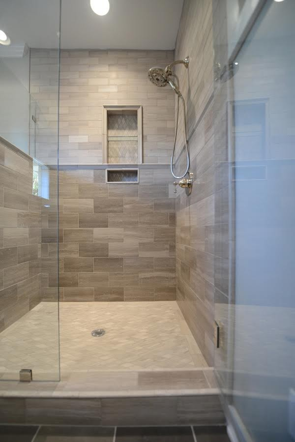 Large Bathroom Tile