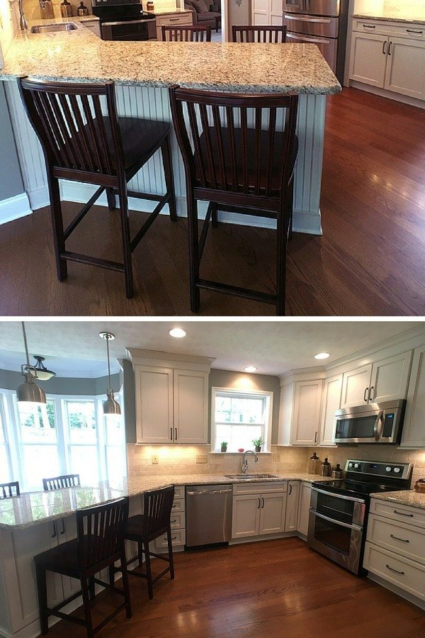 Lenoir City Kitchen Island