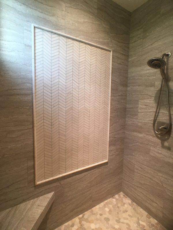 Rarity Bay Parade Home Bathroom Tile