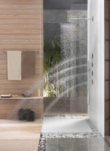 Side Spray Shower