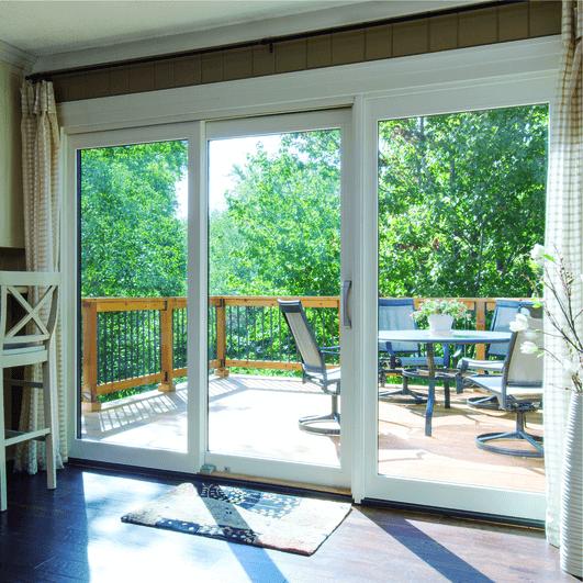 pella classic sliding patio door