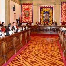 El Pleno, presidido por José López, aprueba el presupuesto del Ayuntamiento de Cartagena para 2016
