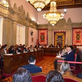 Pleno Ordinario de la Corporación Municipal de 30 de diciembre de 2016