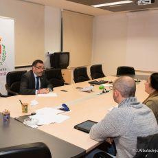 López espera que la CARM facilite la ampliación del Conservatorio Profesional de Música de Cartagena