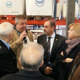 Calderón (MC) reitera el respaldo municipal al Banco de Alimentos de la Región y espera la involucración de la CARM