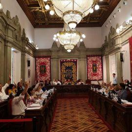 El Pleno apoya a MC en la exigencia de presupuesto regional para poner en marcha el Cine Central y la ampliación del MURAM en 2019