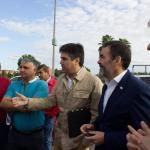 El Gobierno regional se olvida de La Manga, Mazarrón y los taxistas de la Comarca del Campo de Cartagena en el Plan de Movilidad del aeropuerto de Corvera