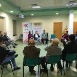 MC repasa con los vecinos de La Aljorra las actuaciones realizadas en esta diputación y los retos de futuro
