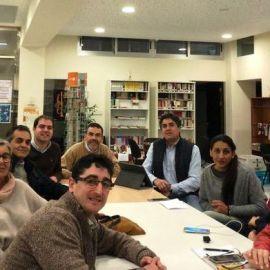 MC Cartagena aborda con los vecinos las principales necesidades y demandas para continuar con el desarrollo de La Manga