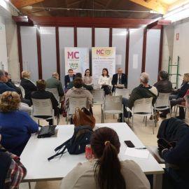MC repasa con los vecinos de Isla Plana, La Azohía y Campillo de Adentro los principales avances durante el Gobierno cartagenerista y las necesidades de futuro en la zona