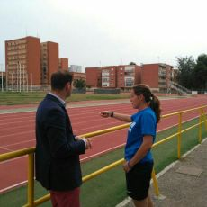 MC exigirá la implicación de los gobiernos regional y estatal para remodelar la pista de atletismo de Cartagena
