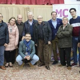 MC Cartagena renueva su compromiso con la zona noreste consensuando actuaciones prioritarias para la próxima legislatura
