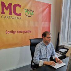 MC Cartagena instará a instituciones y propietarios del Molino de las Cañadas a impulsar su recuperación y restauración